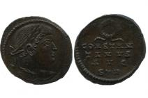 les monnaies anépigraphes pour les vicennales de Constantin Ier à Trèves 251