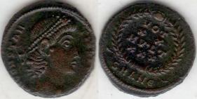 Nummus bible II - Forum des monnaies romaines entre 313 et 476. - Portail 72883