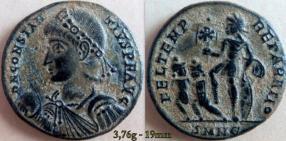 Nummus bible II - Forum des monnaies romaines entre 313 et 476. - Portail 72888