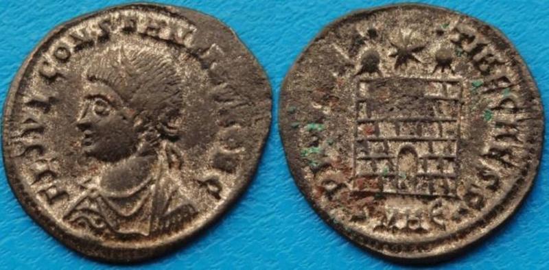 Constance II, manteau consulaire ? 1191