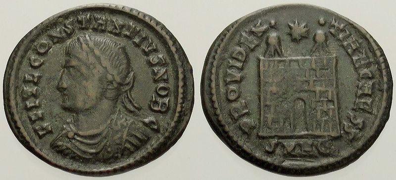Constance II, manteau consulaire ? 21048