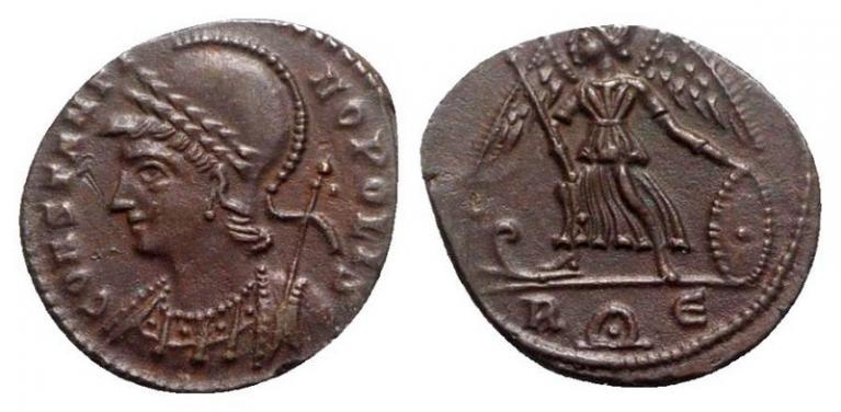 Fausta de Rome - particularité ? 91310